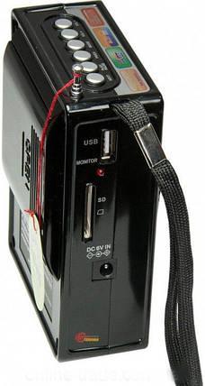 Радиоприемник колонка NNS NS-017U всеволновой с тюнером , фото 2
