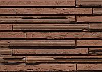 Клинкерный кирпич Terca Cassia brown long 495/95/48