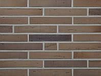 Клинкерный кирпич Terca Linnaeus quercus (dark brown) eco long 288/65/48