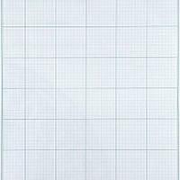 Папір міліметровий, А4 (100арк.)7B09