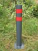 Тротуарный парковочный сигнальный столбик.