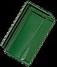Керамическая черепица Tondach Мульде рядовая зеленая F420y глазурь