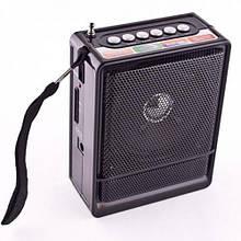 Радіоприймач-колонка GOLON NNS NS-018U переносний бумбокс ФМ