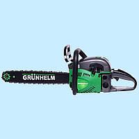 Бензопила GRUNHELM GS58-18/2 Professional (4.2 л.с.)