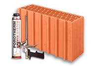Керамический блок Porotherm 44 1/2 Dryfix 440/124/249