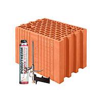 Керамический блок Porotherm 25 Dryfix 250/373/249