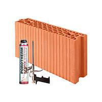 Керамический блок Porotherm 11,5 Dryfix 115/498/249