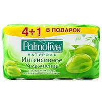 Мило PALMOLIVE натурель оливка+молочко 5*70г51395
