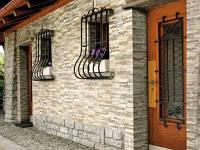 Бетонная плитка для фасада