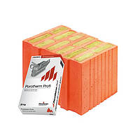 Керамический блок Porotherm 38 T Profi 380/248/249