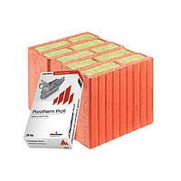 Керамический блок Porotherm 30 T Profi 300/248/249