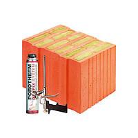 Керамический блок Porotherm 38 T Dryfix 380/248/249