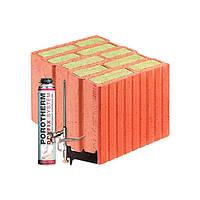 Керамический блок Porotherm 30 T Dryfix 300/248/249