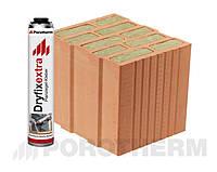 Керамический блок Porotherm 30 1/2 T Dryfix 380/124/249