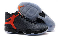 Air Jordan XX9 black\red