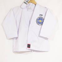 Кимоно для тхэквандо Boyko Sport ITF Taekwon-do белое