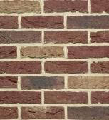 Кирпич ручная формовка Terca Olde farndale multi romana WDF 215/102/65