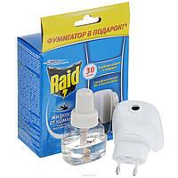 РЕЙД змінний (рідина для фумігаторів) 30ночей без комарів58301