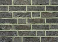 Кирпич ручная формовка Terca Cinder coal grijs-zwart WDF 215/102/65
