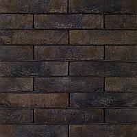 Плитка ручной формовки Terca Pagus bruin-zwart WDF