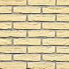 Плитка ручной формовки Terca Geel slimbrick