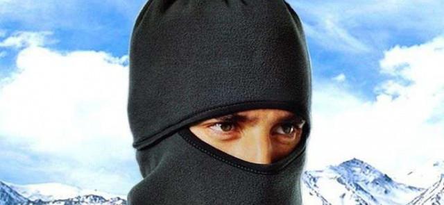 Балаклава, шапка-маска, подшлемник