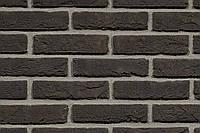 Кирпич ручная формовка Terca Nero zwart mangaan M50 188/88/48
