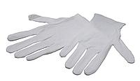 Рукавички (офіціант) бавовн. білі45530