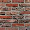 Кирпич ручная формовка Terca Ringoven getrokken paarsblauw WDF 208/98/63