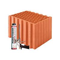 Керамический блок Porotherm 38 Dryfix 380/248/249