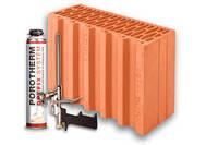 Керамический блок Porotherm 38 1/2 Dryfix 380/124/249