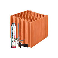 Керамический блок Porotherm 30 Dryfix 300/248/249