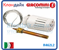 Giacomini Термостатическая головка с выносным датчиком