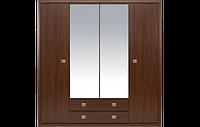Шкаф для спальни_SZF4D2S система Коен Gerbor