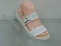 Модные молодежные босоножки, фото 1