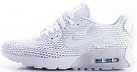 Женские кроссовки Nike Air Max 90 Ultra BR Pure White, найк, аир макс