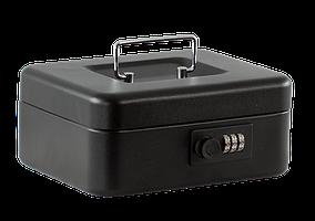Скринька для грошей 20см (матова), чорнаBM.0400