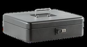 Скринька для грошей 30см (матова), чорнаBM.0402