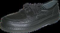 Мужские туфли кожаные модель 3020