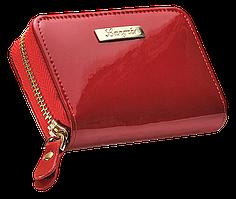 """Футляр для пластикових карт """"Glaze"""" 11.8х7.6х2.7см, червонийLS.820300-05"""