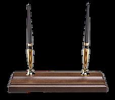 Підставка дерев'яна Bestar з 2-ма кульковими ручками горіх 1158XDX
