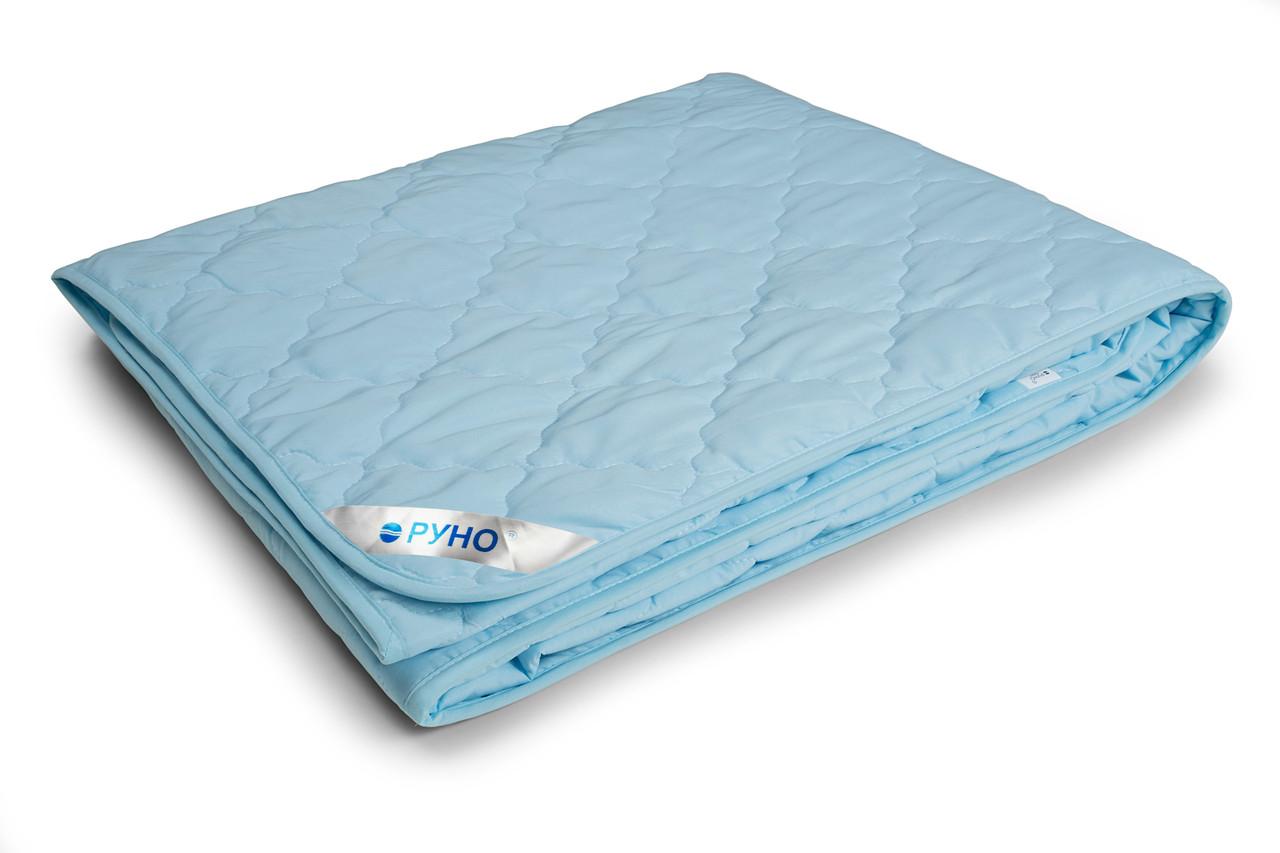 Одеяло Руно  двуспальное евро силикон 200x220 см 160 г/м2 (322.52СЛКУ)