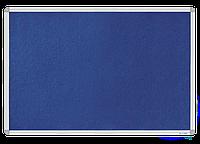 Дошка текстильна, 60x90см, ал. рамкаBM.0019