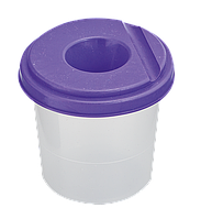 Стакан-непроливайка, фиолетовый, KIDS Line (ZB.6900-07)