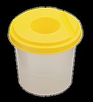 Стакан-непроливайка, желтый, KIDS Line (ZB.6900-08)