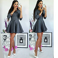 Платье из неопрена 302 Ник-Ник
