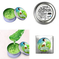 Увлажняющий, многофункциональный корейский гель Алоэ с гиалуроновой кислотой, анти акне (30г)