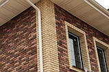 Облицовка фасада дома искусственным камнем, фото 2