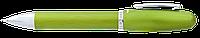 Ручка кулькова Charm з кристалами Swarovski, салатовий, в подарунковому футляріLS.403009-15