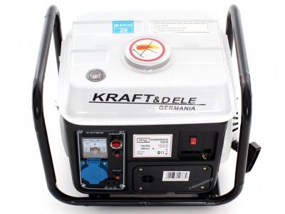 Генератор бензиновый 1500 Вт Kraft&Dele